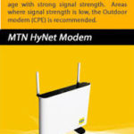 MTN Hynet: How To Get For Your Home, Business And All The Benefits