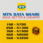 How To Share MTN Data And All You Must Know About MTN Data Transfer