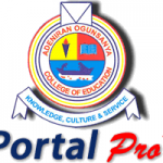 Course Registration And All You Can Do On Adeniran Ogunsanya College Of Education Portal