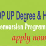HND To Bsc Conversion Programme In Nigeria All You Need To Know