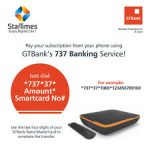 How To Recharge Startimes With Mobile Phone On Gtbank And Other Banks