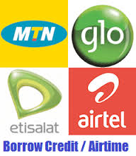 How to Borrow Airtime from Glo, Airtel, MTN And All You Must Know