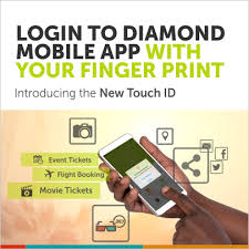 Diamond Bank Mobile App: How To Download, Activate Step By Step And Use To Buy Airtime Online