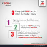 Zenith Bank Airtime Recharge Code And All You Must Know