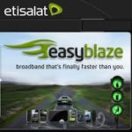 Etisalat Easy Blaze: How To Migrate And Use The Plan With Different Recharge Codes