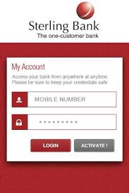 Sterling Bank Internet Banking: How Register And Perform Transactions On The Platform
