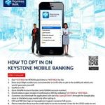 Keystone Mobile Banking App: How To Download, Activate And Perform Transactions