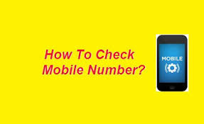 How To Check Your Mobile Number On All Networks Using Short Codes
