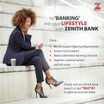 How To Register And Perform Transactions On Zenith Bank Real Time Platform
