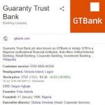 Gtbank Personal Banking: How To Register On The GAPS Package And All You Need To Know