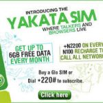 How To Migrate To Glo Yakata And All The Benefits With Charges