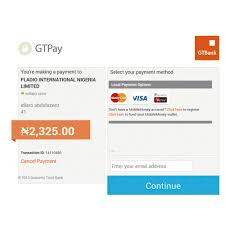 How To Open A Gtbank Account Online Step By Step And Charges On Transactions