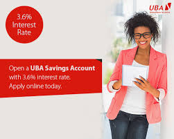 UBA Savings Account: Requirements To Open The Account And All You Must Know