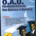 How To Register On OAU Pre Degree Portal, The Cut Off Mark And All You Must Know