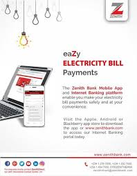 How To Use Zenith Internet Banking App Or Code For Airtime Recharges And Other Transactions