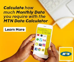 How To Use The Mtn Data Calculator And The Benefit