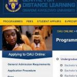 How To Register For OAU Online Nursing Programme, The School Fees And All You Must Know