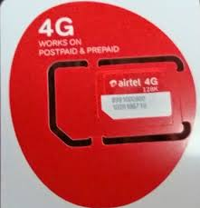 Requirement For Getting Airtel 4g SIM And All The Benefits