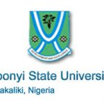 How To Check Ebsu Admission List, The Requirements And All You Must Know