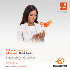 Gtbank Quick Credit: How To Get Soft Loans, The Requirements And All You Must Know